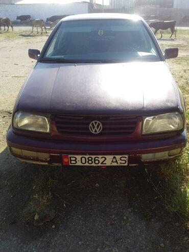 Транспорт - Нижний Норус: Volkswagen Vento 1.8 л. 1993