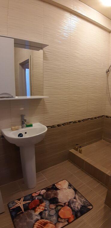 Долгосрочная аренда квартир - 2 комнаты - Бишкек: 2 комнаты, 75 кв. м С мебелью