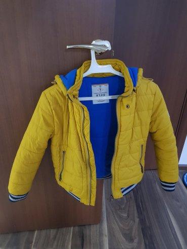 велосипед для мальчика 3 лет в Кыргызстан: Куртка мальчик 7-8 лет бу в отличном состоянии