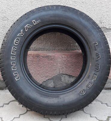 225/70/R16 M+S made in U.S.A.Стояла на запаске. Цена снижена