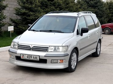 Mitsubishi Space Wagon 2002 в Бишкек