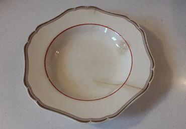 Πιάτο παλιό ARABIA  Διάμετρος: 23,5 εκατ