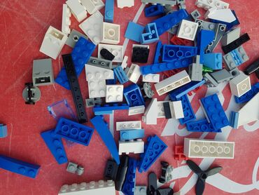 Rc avion - Srbija: Lego kocke (avion)
