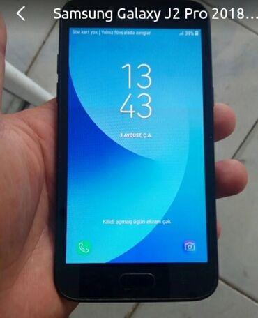 1083 elan | SAMSUNG: Samsung Galaxy J2 Pro 2018 | 16 GB | Qara | İki sim kartlı