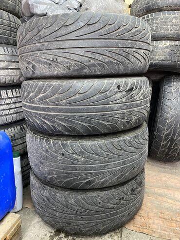 диски r15 цена в Кыргызстан: Срочно шины 245/40/20 лето елочки nankang  Без шишек  Цена 4500