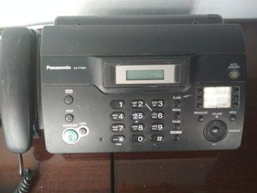 Продаю факс. доставка бесплатная по Кыргызстану. в Массы