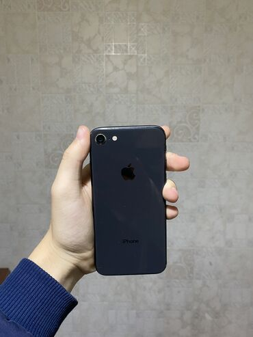 Б/У iPhone 8 64 ГБ Черный