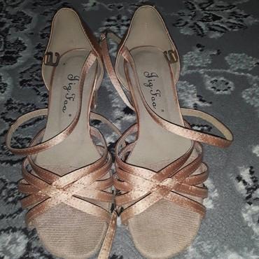 танцевальные туфли в Кыргызстан: Продаю танцевальные туфли размер 37