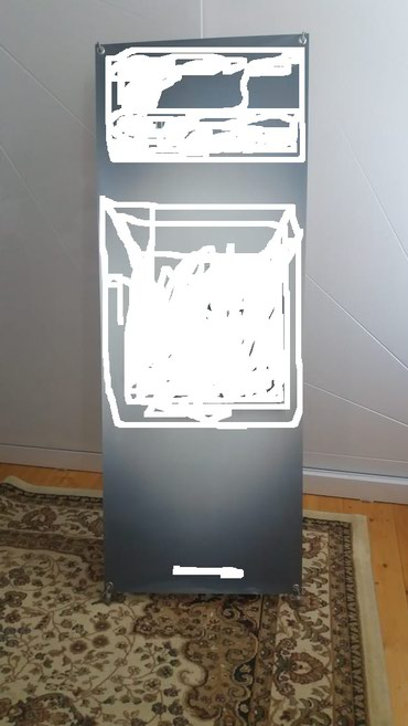 Sumqayıt şəhərində Roll up ( horumcek ) 60x160 sm