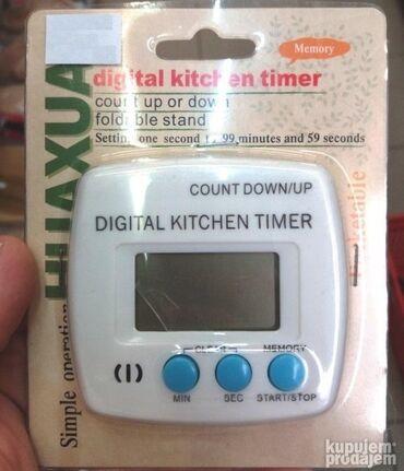 Digitalni kuhinjski tajmer