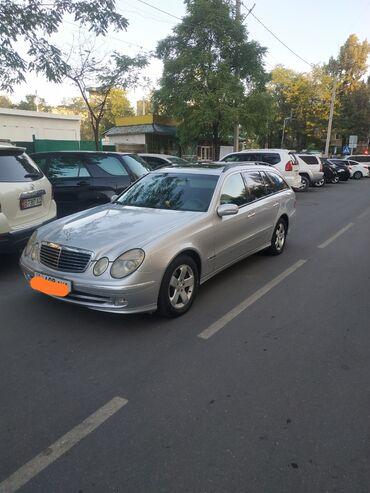 купить двигатель мерседес 3 2 бензин в Кыргызстан: Mercedes-Benz E 320 3.2 л. 2003