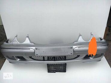 Бампер w210 не дерого   Нужно ремонтировать