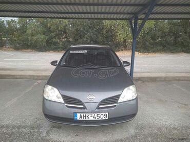 Nissan Primera 1.6 l. 2006 | 140000 km