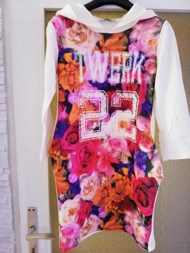 92 oglasa: Nova haljina tunika, puna elastina. Veličina univerzalna