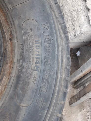 traktor-satiram - Azərbaycan: Işlənmiş 7.00 r16 c təkərlər 1 ədədi 20 manat traktor lopetine gedir