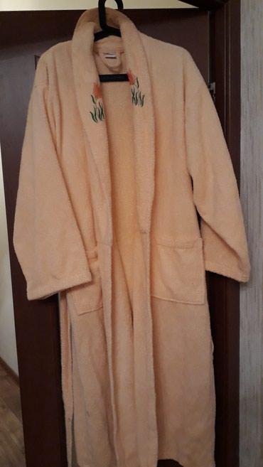Махровый халат ( Турция) в хорошем состоянии в Бишкек