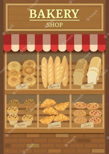 315 elan | İŞ: Bakery shop uchun tecrubeli satici axtarilir satishi teshkil ede bilsi
