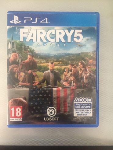 Bakı şəhərində Far Cry 5