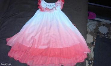 Novooo haljinicaa elegantnaa ,za devojcicee do 8godina - Cuprija