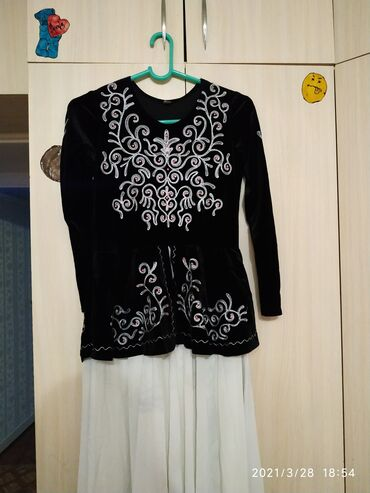 Продам платье на Кыз узатуу 50-52 размер 2500 сом торг уместен