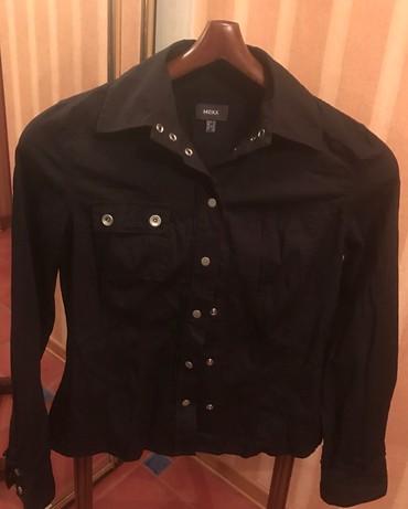 женские рубашки в клетку в Азербайджан: Mexx италия размер М рубашка