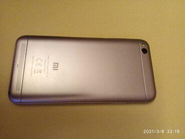 İşlənmiş Xiaomi Redmi 5A 16 GB qızılı