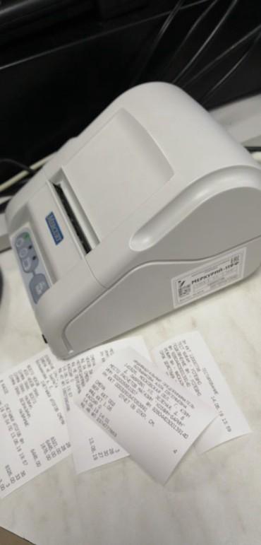 Оборудование для бизнеса в Кок-Ой: Продаю касса чек.установка программы для кафе и магазин