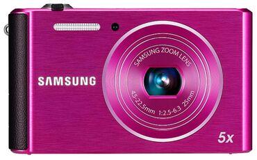 Samsung k zoom - Azərbaycan: Samsung ST76Тип матрицы:СCDОбщее число пикселов:16.1 млнОбъектив