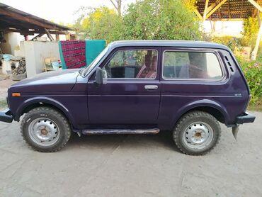 двигатель нива 1 7 инжектор цена in Кыргызстан | ВАЗ (ЛАДА): ВАЗ (ЛАДА) 4x4 Нива 1.7 л. 2001
