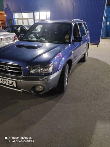 купля продажа авто в бишкеке в Кыргызстан: Subaru Forester 2 л. 2003