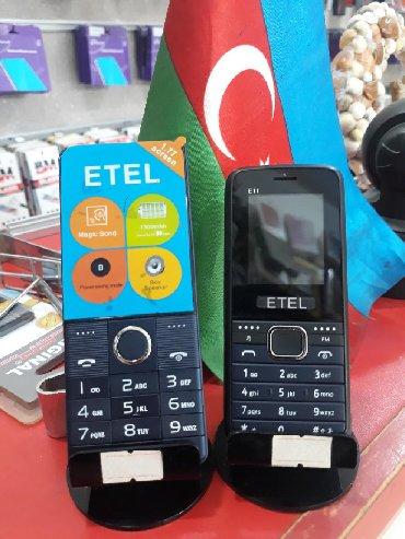 телефон флай кнопочный на 2 симки в Азербайджан: Yeni etel telefonlar 2 nomre duos