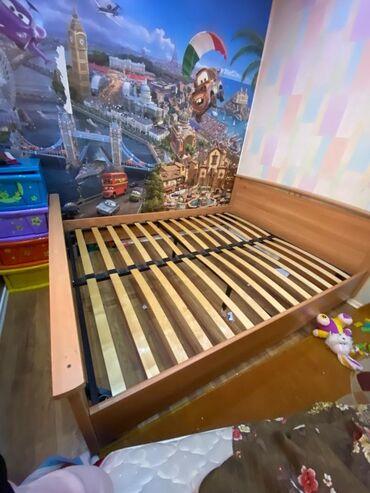 Кровать Матрас Лина  В хор состоянии