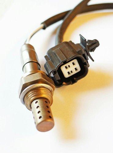 Лямбда зонд передний на Мазду МПВ, двигатель V6 2.5 #лямбда #лямбдазон