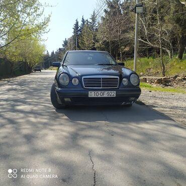 Avtomobillər - Azərbaycan: Mercedes-Benz E 230 2.3 l. 1996 | 312500 km