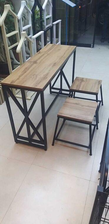 Masa Bar stolu Stol Stul Mebel Barni stol#barnistolQiymət : 150 manat