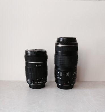 70 200 f4 в Азербайджан: Canon Lens'ləri:  18/135 qiyməti 200 azn,  70/300 qiyməti 280 azn