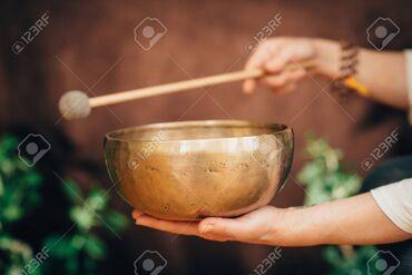 Поющая чаша из Непала в Кыргызстане - Бишкек оригинал Реально
