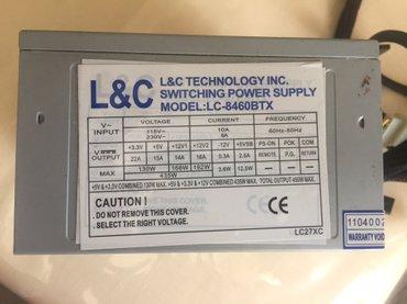 Bakı şəhərində Power supply blokpitaniya temiz 450 wattliq.gtx 770 videokarti iwledir