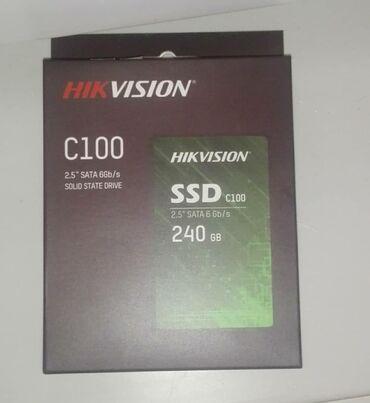 Электроника - Бостери: Новый ssd диск.Не распечатанный.ssd на 240 gb.Цена 3000.Продаю по