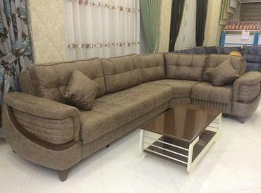 Bakı şəhərində Kunc divan ,Fabrik istehsali, olcu 330x205,acilan ve bazali