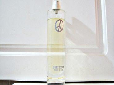 Kenzo - Srbija: Kenzo Time for PeaceTime For Peace je Kenzovo limitirano izdanje iz
