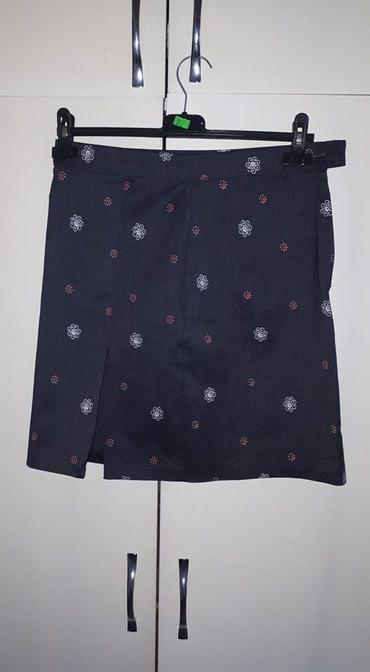 Suknja sa cveticima 40 vel - Kraljevo