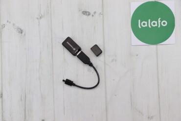Электроника - Украина: Флешка Transcend з перехідником microUSB    Бренд: Transcend   Стан ду