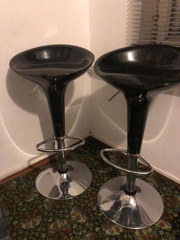 Барные стулья, 2 шт, 2500 за каждый