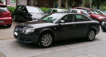 Audi a3 1 8 tfsi - Srbija: Audi A4 2 l. 2007 | 193216 km
