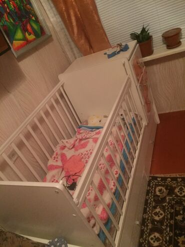 Детская мебель в Сокулук: Манеж почти что новая