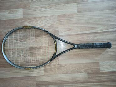 автомагнитолы б у в Кыргызстан: Продаю ракетку для большого тенниса TITANIUM б/у в хорошем состоянии