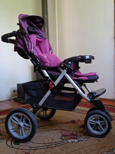 Детский мир - Талас: Продаю детскую коляску Зима.Лета Состояние отличное Фирма: Capella