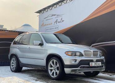bmw m3 4 dct в Кыргызстан: BMW X5 M 4.8 л. 2005