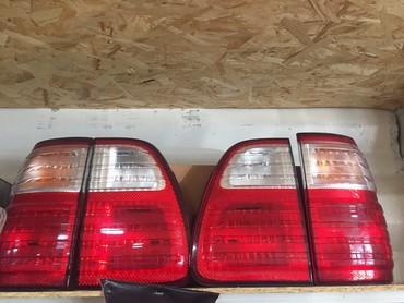 Аксессуары для авто в Лебединовка: Заднии фонари на lx470